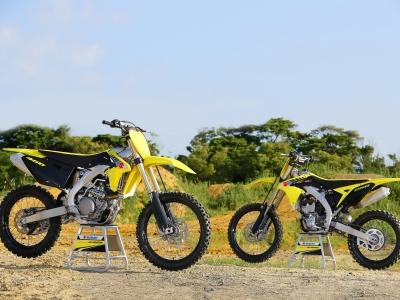 Suzuki to Display Championship-Winning MX Range at International Dirt Bike Show