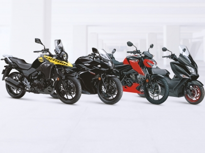 Suzuki looking to expand dealer network at 2017 Motorcycle Expo