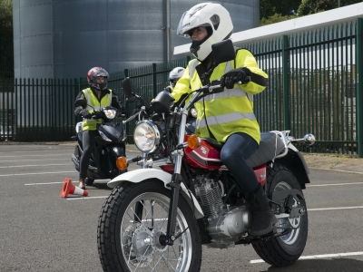 Suzuki encourages staff to get on two-wheels for Ride to Work Week