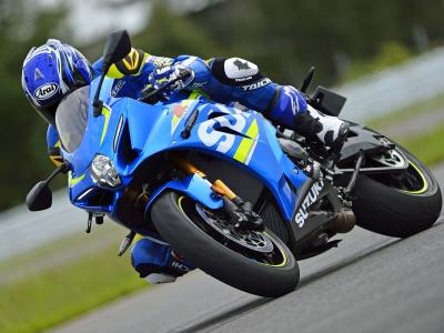 Suzuki test ride tour heads to Super Sausage Café