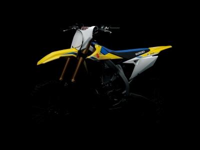 Suzuki announces details of 2018 RM-Z450