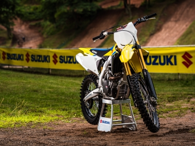 Pricing announced for 2018 Suzuki RM-Z450