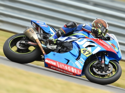 Suzuki all-star track day returns to Silverstone's GP circuit