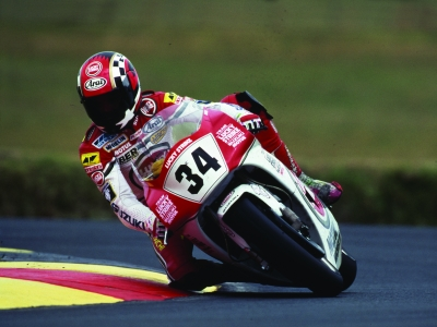 Ride to the British Grand Prix at Silverstone with Kevin Schwantz