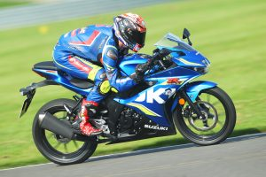 Suzuki Launch GSXR 125
