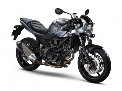Suzuki to unveil SV650X at Tokyo Motor Show next month