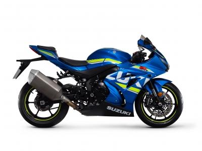 Suzuki launches new 3% finance offer on GSX-R1000