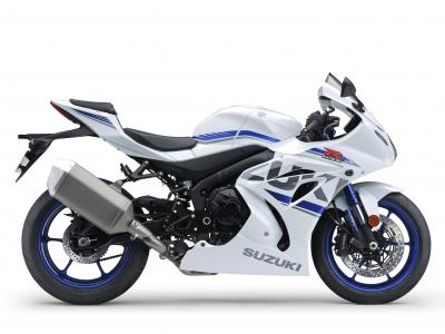 Suzuki shows new colours for GSX-R1000R and GSX-R1000