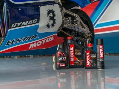Suzuki announces new partnership with Motul