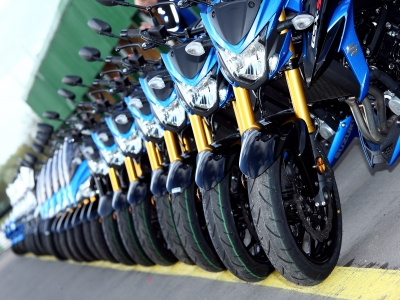 Suzuki on dealership recruitment drive at Motorcycle Expo