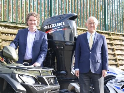 Suzuki Promote Paul de Lusignan to Director of Motorcycle, ATV & Marine Division