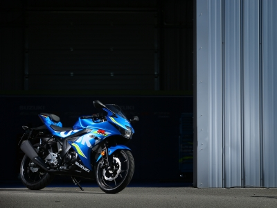 Save £500 on new GSX-R and GSX-S125