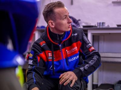 Buildbase Suzuki British Superbike race team wear now available