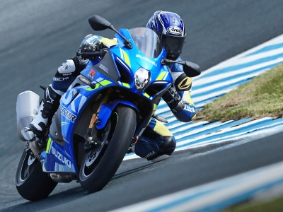 GSX-R1000R added to Suzuki 2,3,4% finance offer