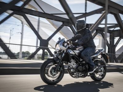 Suzuki cafe test ride days return for 2018