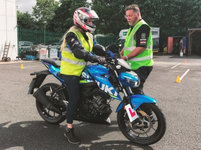 Suzuki puts staff through CBTs as part of Ride to Work Week