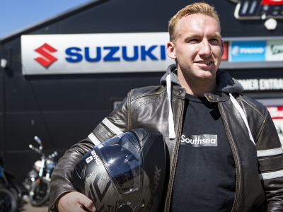 Team GB star Declan Brooks joins forces with Suzuki ahead of Olympic bid