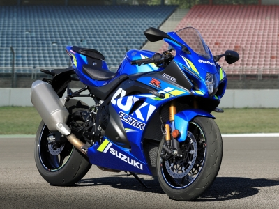 Suzuki extends 0% finance offer on GSX-R range