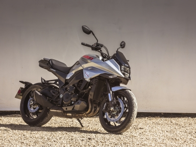 Suzuki to showcase new KATANA at MK Bike Show