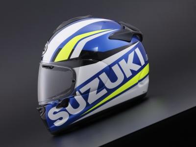 Suzuki and Arai release MotoGP-inspired Chaser-X