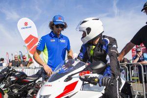MotoGP_Silverstone_SUN_Suzuki_JamieMorris_C87Q6180