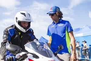 MotoGP_Silverstone_SUN_Suzuki_JamieMorris_C87Q6199
