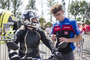 MotoGP_Silverstone_SUN_Suzuki_JamieMorris_C87Q7066