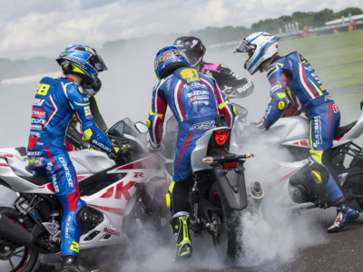 Suzuki All-Star 125 race returns