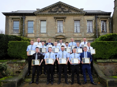 Suzuki celebrates latest class of graduates from its Advanced Apprenticeship Programme