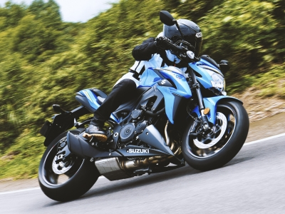 Your bike your way with Suzuki's summer savers