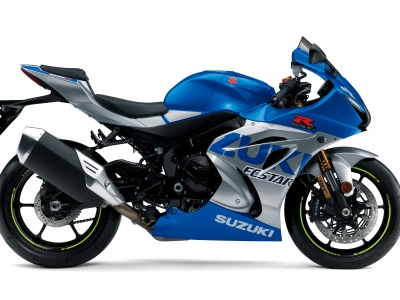 Limited edition GSX-R1000R announced to celebrate Suzuki's 100th anniversary