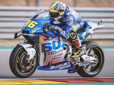 Suzuki wins 2020 MotoGP world championship