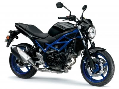 Save £500 on Suzuki's SV650 this summer