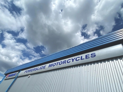 Suzuki dealership Powerslide Motorcycles expands with new Derby showroom