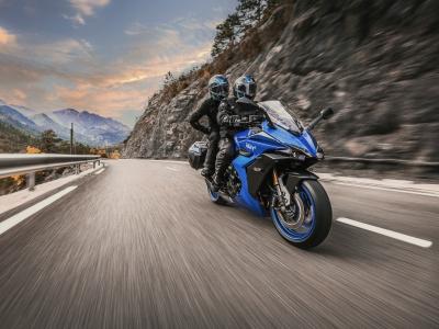 Suzuki reveals new GSX-S1000GT